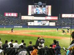 ○5/16 Ys5-6H(<br />  神宮球場)