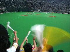 ○9/25 Fs0-1H(<br />  札幌ドーム)