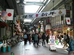 川崎の商店街