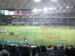 10/13富士通16-24<br />  鹿島(東京ドーム)
